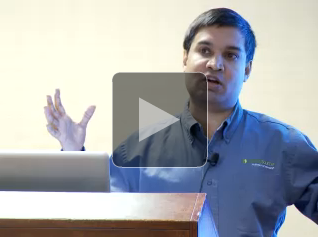 SpringOne 2GX Video: Cloud Foundry with Spring: Using Services