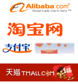 Some of the companies of the Alibaba group